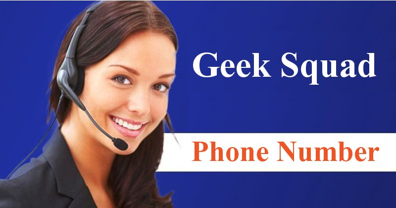 Geek Squad Phone Number