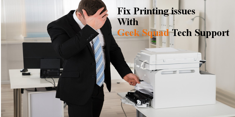 Fix printing issues with geek squad