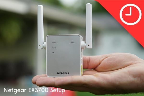 Netgear-EX3700Setup