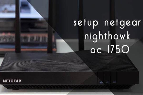Netgear-Nighthawk-AC1750Setup