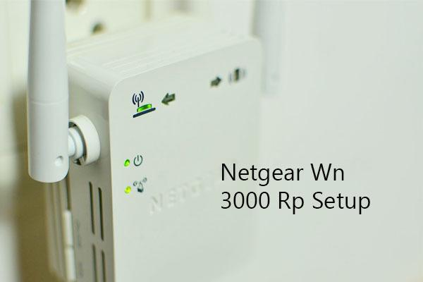 Netgear-Wn-3000-RpSetup