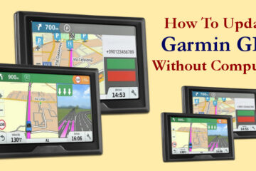 Update Garmin GPS Without Computer