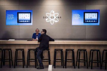 schedule apple genius bar appointment