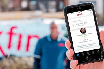 schedule xfinity appointment