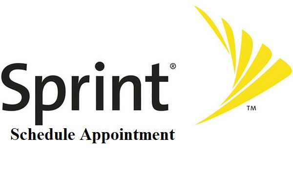 sprint schedule appointment