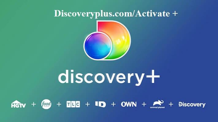 discoveryplus.com/activate