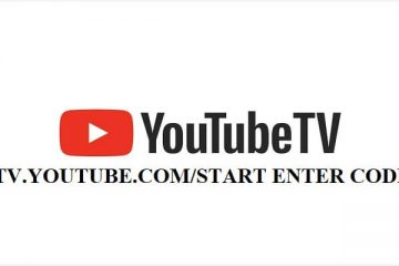 tv youtube com start enter code