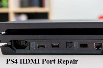 ps4-hdmi-port-repair