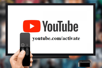 youtube.com/activate enter code