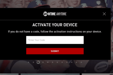 showtimeanytime com activate